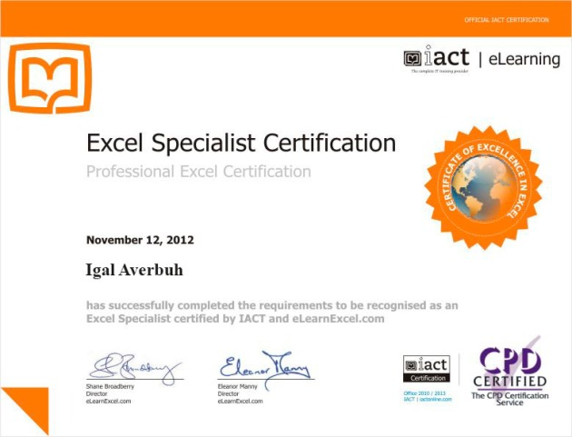 excel_specialist